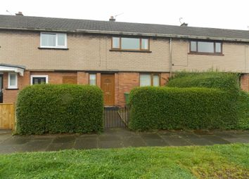 Thumbnail 2 bed terraced house to rent in Brantwood Avenue, Carlisle, Carlisle