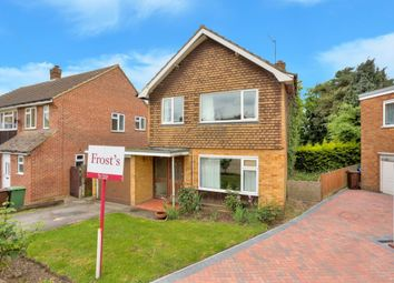 Thumbnail 4 bedroom detached house for sale in Seaman Close, Park Street, St. Albans