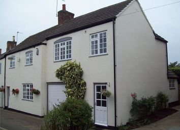 Thumbnail 4 bed cottage for sale in Mill Lane, Gilmorton, Lutterworth