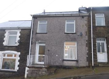 Thumbnail 3 bed terraced house to rent in Green Hill, Pontycymer, Bridgend