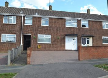 Thumbnail 3 bedroom terraced house for sale in King George Road, Walderslade, Chatham