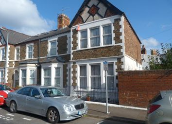 Thumbnail 2 bed flat to rent in Bangor Street, Roath, ( 2 Beds )