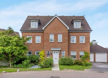 Thumbnail 6 bed detached house for sale in Naylor Crescent, Stapeley, Nantwich, Cheshire