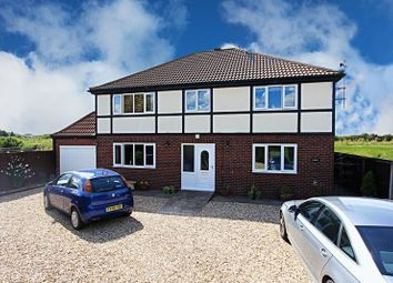 Thumbnail 4 bed detached house for sale in Ferry Road, Barrow Haven, Barrow-Upon-Humber