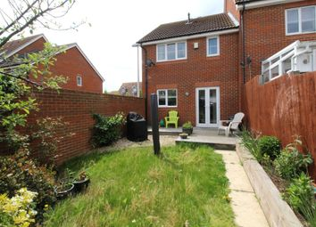 Thumbnail 3 bed end terrace house for sale in Rivenhall Way, Hoo, Kent