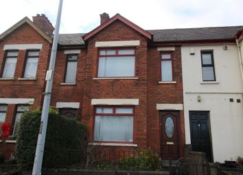 Thumbnail 3 bedroom terraced house to rent in Antrim Road, Newtownabbey