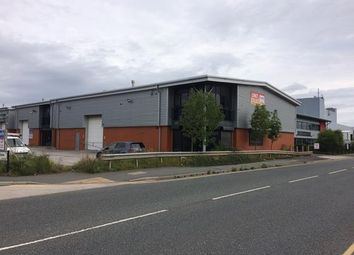 Thumbnail Light industrial to let in Unit 9, Sovereign Way, Maritime Business Park, Wallasey