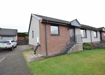 Thumbnail 3 bed semi-detached bungalow for sale in Burn Brae Avenue, Westhill, Inverness