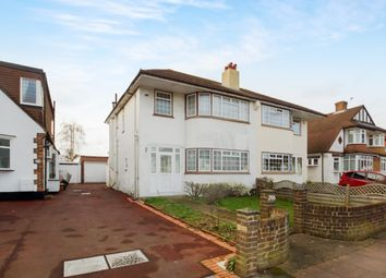 Thumbnail 3 bed semi-detached house for sale in Eden Way, Beckenham