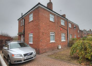 Thumbnail 3 bed semi-detached house to rent in Derby Drive, Moorside, Consett