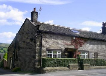 Thumbnail 4 bed barn conversion to rent in Spring Gardens Lane, Keighley