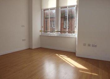 Thumbnail 1 bed flat to rent in John Finnie Street, Kilmarnock, Ayrshire