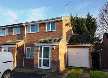 Thumbnail 3 bed semi-detached house for sale in Magnolia Close, Red Lodge