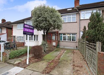 Thumbnail 3 bed terraced house for sale in Castle Road, Northolt