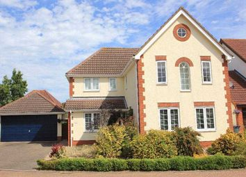 Thumbnail 4 bed detached house for sale in Friends Walk, Kesgrave, Ipswich