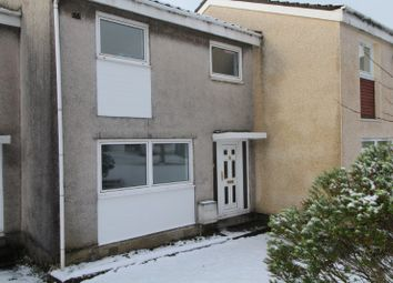 Thumbnail 3 bed terraced house for sale in Loch Goil, East Kilbride, South Lanarkshire
