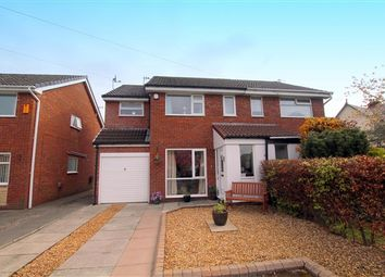 Thumbnail 3 bed property for sale in Singleton Close, Preston