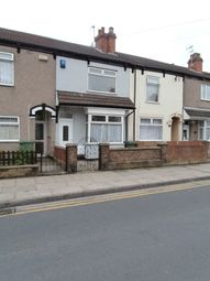 Thumbnail 3 bed terraced house to rent in Eleanor Street, Grimsby