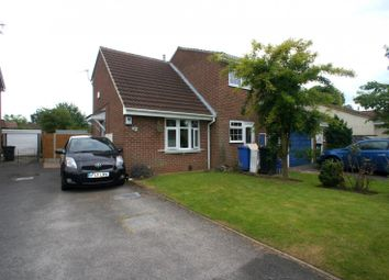 Thumbnail 1 bed semi-detached house to rent in Simcoe Leys, Chellaston, Derby