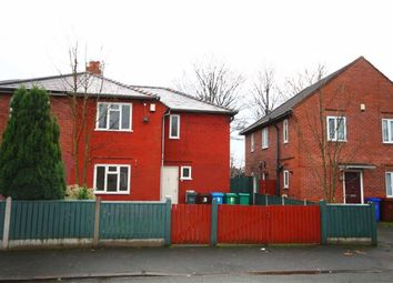 Thumbnail 3 bed property to rent in Garswood Road, Manchester