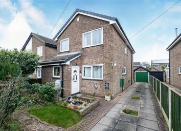 Thumbnail 4 bed detached house for sale in Belvedere Close, North Anston, Sheffield, South Yorkshire