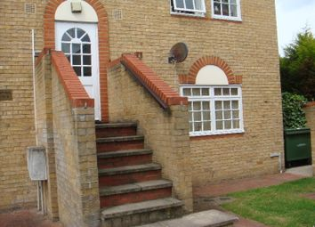 Thumbnail 1 bed flat to rent in Elgar Close, Plaistow, London