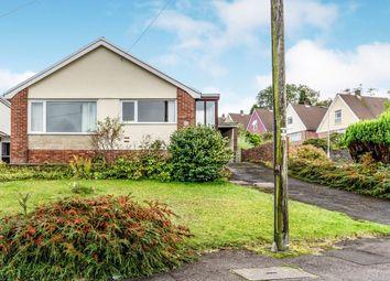 Thumbnail 3 bed detached bungalow for sale in Yr Aran, Dunvant, Swansea