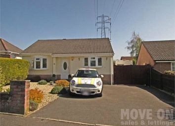 Thumbnail 3 bedroom detached bungalow to rent in Encombe Close, Poole, Dorset