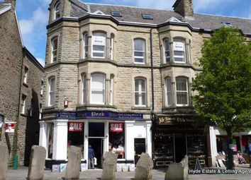 Thumbnail 2 bed flat to rent in Flat 3, 89 Spring Gardens, Buxton