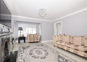 Thumbnail 4 bed semi-detached house for sale in Yew Tree Close, Aylesford, Kent