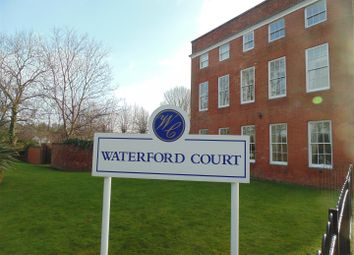 Thumbnail 1 bed flat for sale in Waterford Court, Brookvale Road, Erdington