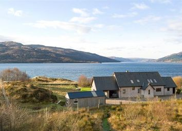 Thumbnail 4 bed detached house for sale in Glendelm, Strontian, Acharacle, Highland