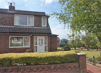 Thumbnail 3 bed semi-detached house for sale in Haigh Crescent, Chorley