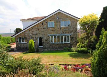 Thumbnail 4 bedroom detached house for sale in Moor View, Meltham, Holmfirth