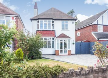 Thumbnail 3 bed detached house for sale in Watton Lane, Birmingham