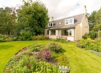 Thumbnail 4 bed detached house for sale in Cowieslinn Farmhouse, Eddleston, Peebles