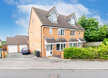 Thumbnail 3 bed semi-detached house for sale in Sharp House Road, Hunslet, Leeds