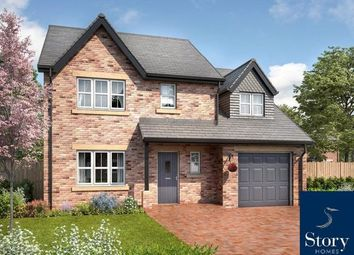 Thumbnail 4 bed detached house for sale in Plot 18 The Gosforth, Stainburn, Workington, Cumbria