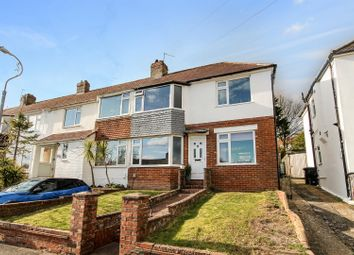 Thumbnail 2 bed semi-detached house for sale in Morecambe Road, Brighton