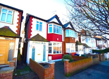 Thumbnail 5 bed semi-detached house for sale in Leeside Crescent, Temple Fortune, Golders Green