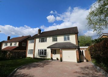 Thumbnail 5 bed detached house for sale in Legh Road, Prestbury, Cheshire