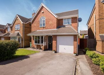 Thumbnail 4 bedroom detached house for sale in Teil Green, Fulwood, Preston, Lancashire