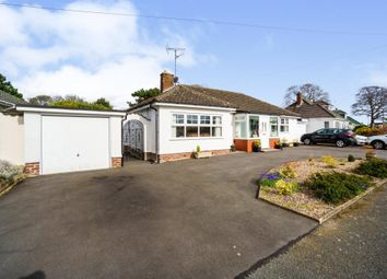 Thumbnail 2 bed detached bungalow for sale in The Looms, Parkgate, Neston
