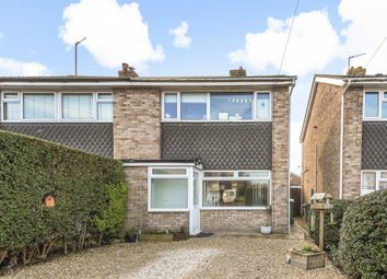 Thumbnail 3 bed semi-detached house for sale in Chalgrove, South Oxfordshire