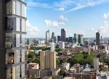 Thumbnail 1 bed flat for sale in Bollinder Place, London
