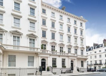 Thumbnail 1 bed flat to rent in West Eaton Place, London