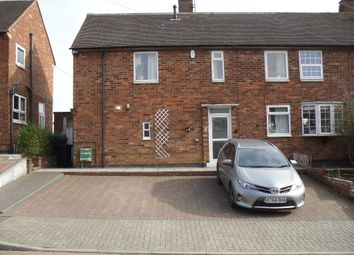 Thumbnail 3 bed semi-detached house to rent in Withcote Avenue, Evington, Leicester
