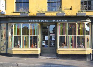 Thumbnail Retail premises for sale in Wincanton, Somerset