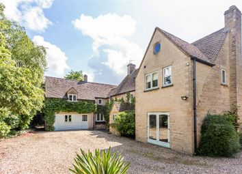 Thumbnail 5 bedroom detached house for sale in Private Road, Rodborough Common, Stroud
