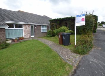 Thumbnail 2 bed bungalow to rent in Veasy Park, Wembury, Devon